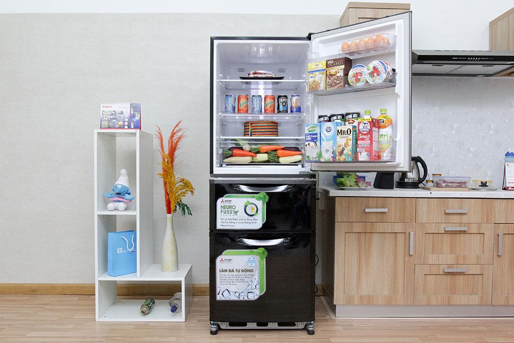 Tủ lạnh dành cho gia đình có đông thành viên
