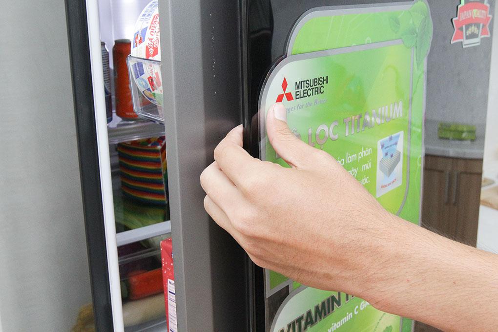Làm lạnh đa chiều với thiết kế 3 ngăn nhiệt độ riêng biệt độc đáo