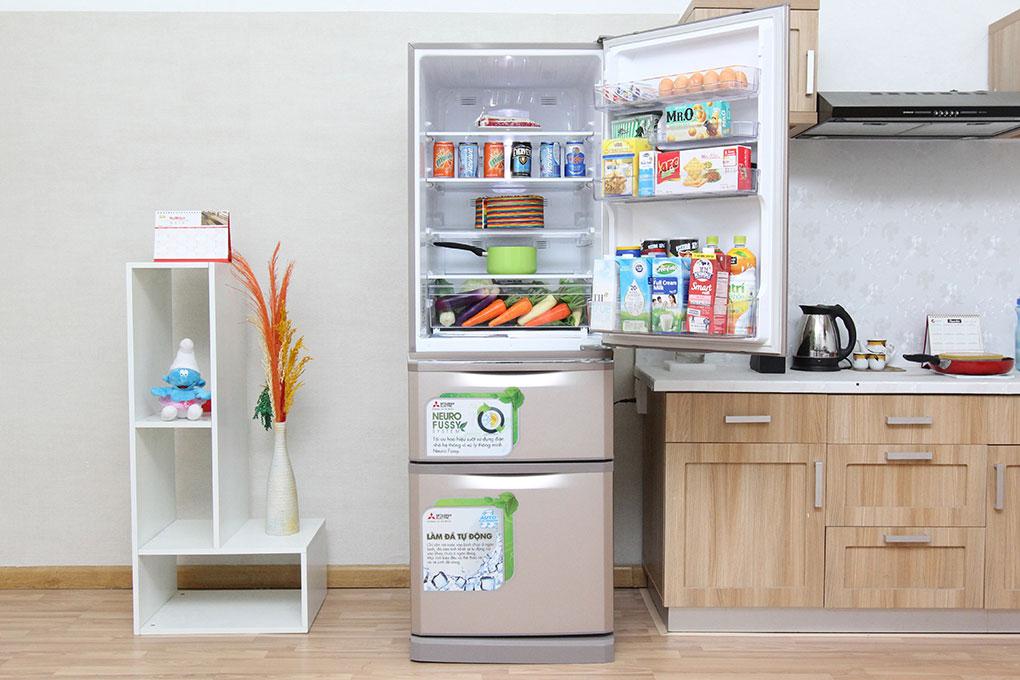 Dùng tiếp tủ lạnh cũ – Nên hay không