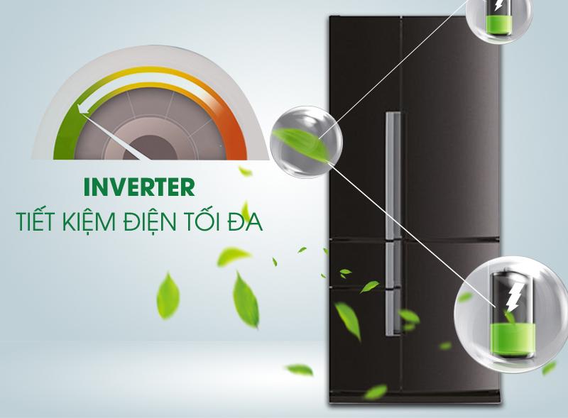 Với khả năng tiết kiệm điện bằng máy nén biến tần Inverter của mình, các bạn sẽ có được một khoảng chi phí tiết kiệm đáng quý
