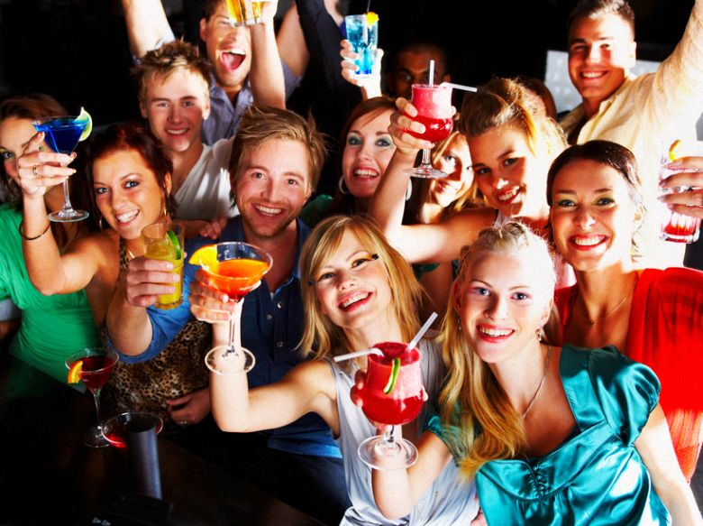 Dung tích lớn thoải mái tổ chức tiệc tại gia