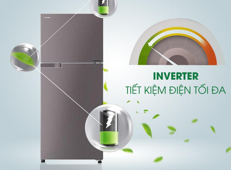 Công nghệ Inverter vận hành êm ái, bền bỉ