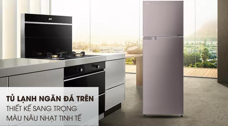 Tủ lạnh Toshiba GR-T39VUBZ(N) 330 lít