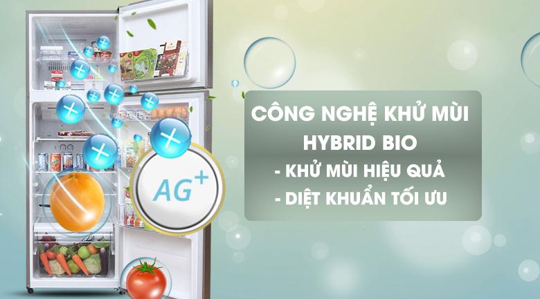 Công nghệ kháng khuẩn và khử mùi Hybrid Bio