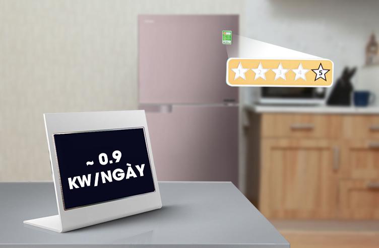 Xếp hạng tem năng lượng 5 sao