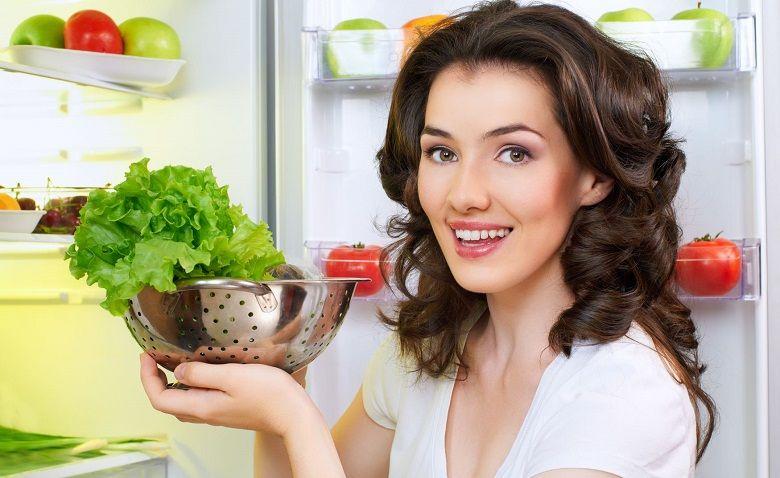 Công nghệ khử mùi giúp mang lại cảm giác dễ chịu mỗi khi mở cửa tủ