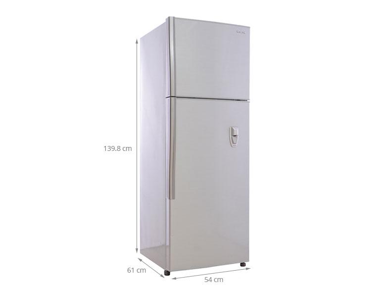 Thông số kỹ thuật Tủ lạnh Hitachi R-T190EG1D PWH 185 lít