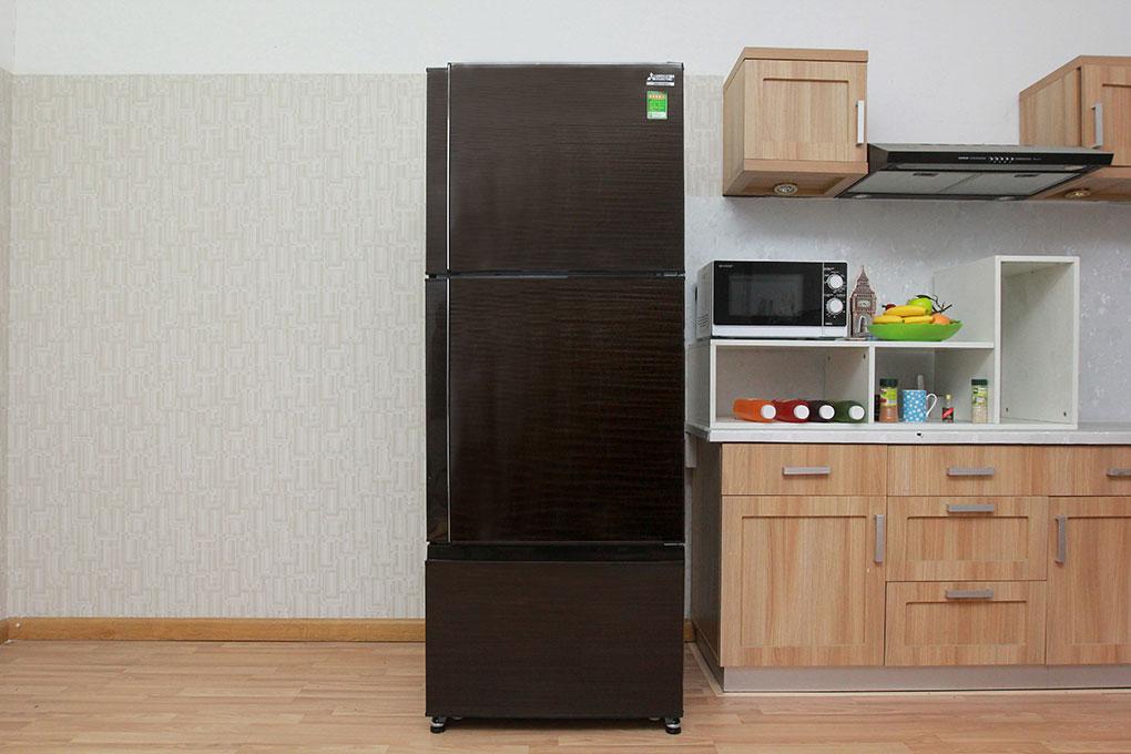 Tủ lạnh Mitsubishi Electric MR-V50EH-BRW