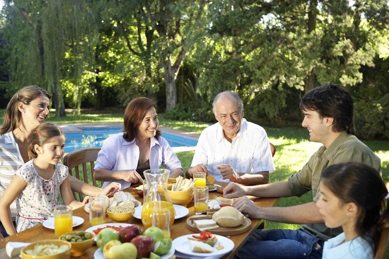 Dung tích 255 lít cho gia đình 6 – 7 người
