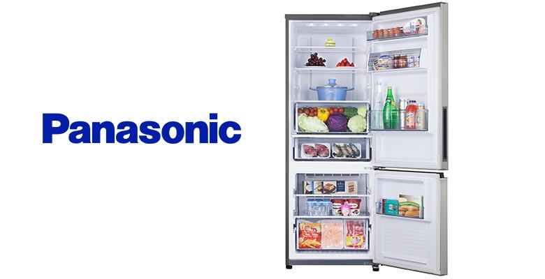 Tủ lạnh có dung tích 290 lít, phù hợp với gia đình có từ 5-6 thành viên