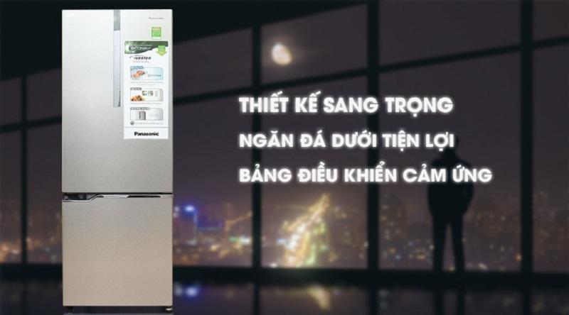 Tủ lạnh Panasonic Inverter 290 lít NR-BV328XSVN