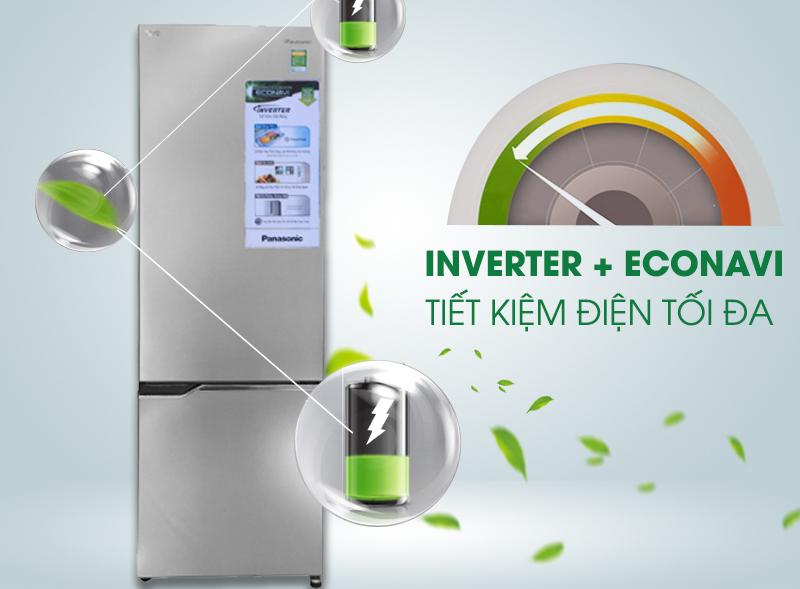 Tiết kiệm điện tối đa bằng công nghệ Inverter