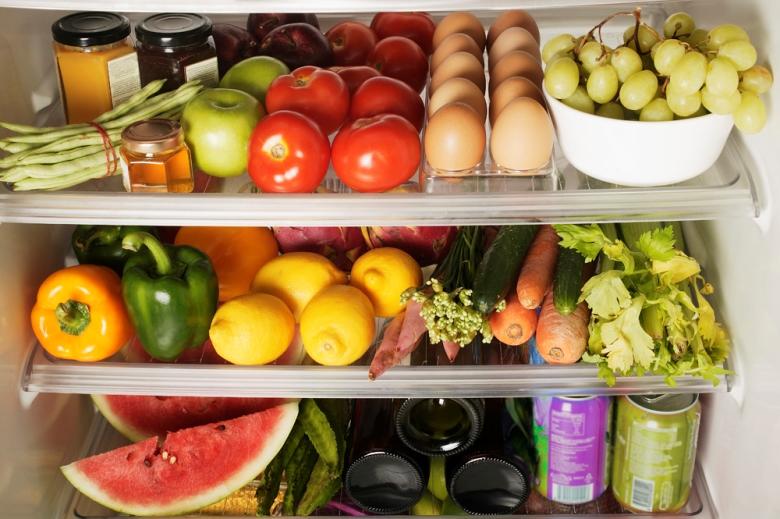 Dung tích tủ lạnh lớn thoải mái mua sắm
