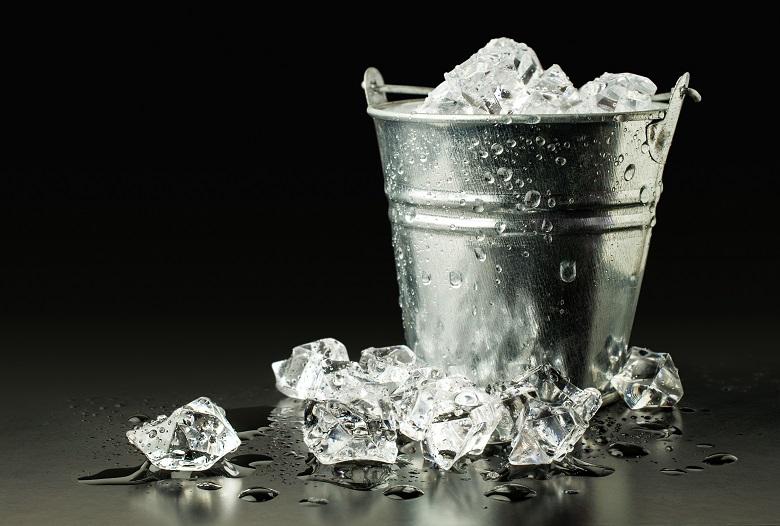 Chấm dứt cơn khát bằng những viên đá mát lạnh