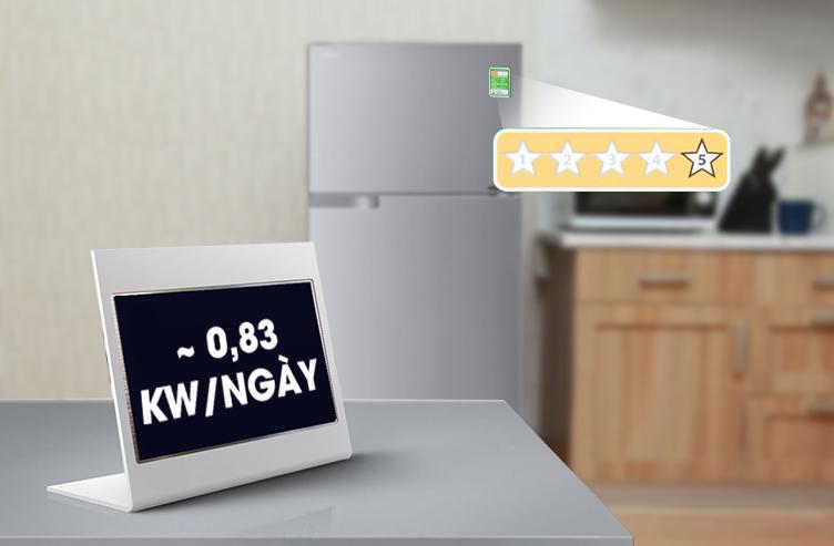 Tủ lạnh ít hao tốn điện năng