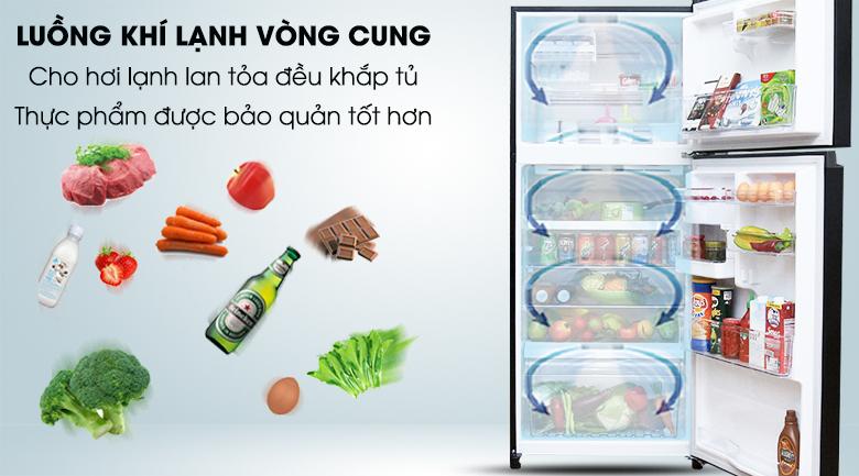 Công nghệ làm lạnh hiện đại - Tủ lạnh Toshiba Inverter 359 lít GR-TG41VPDZ