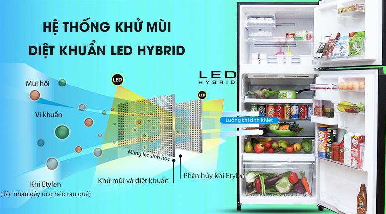 Kháng khử khử mùi - Tủ lạnh Toshiba Inverter 359 lít GR-TG41VPDZ