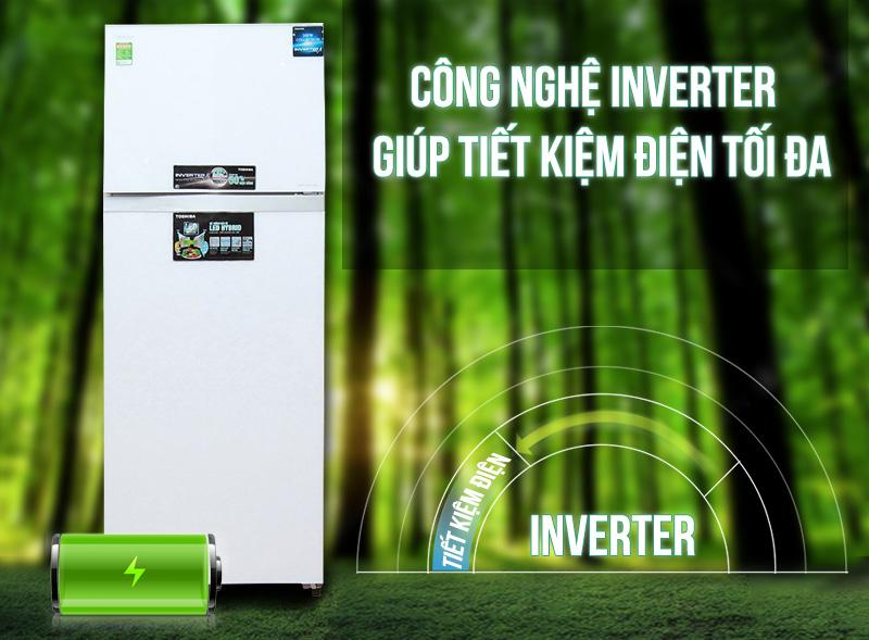 Công nghệ Inverter tiết kiệm năng lượng vượt trội.