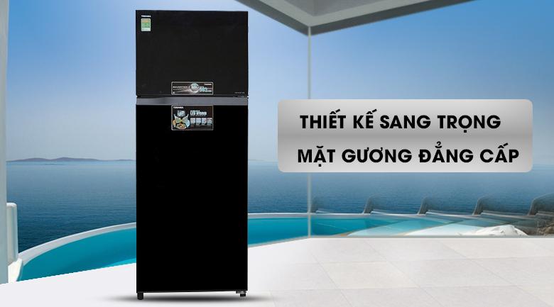 Tủ lạnh Toshiba Inverter 409 lít GR-TG46VPDZ