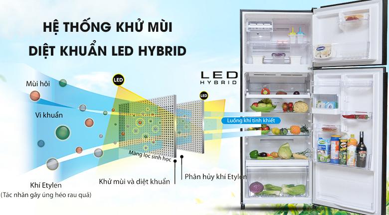 Tủ lạnh Toshiba Inverter 409 lít GR-TG46VPDZ - Khử mùi
