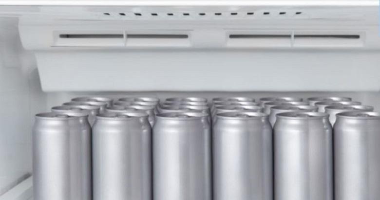 Ngăn làm lạnh kép Dual Cooling Zone