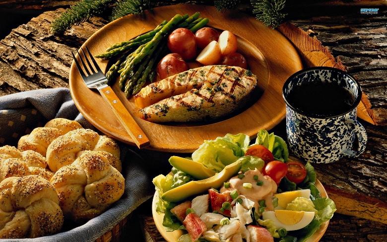 Bữa ăn thơm ngon, tròn vị nhờ công nghệ Panorama