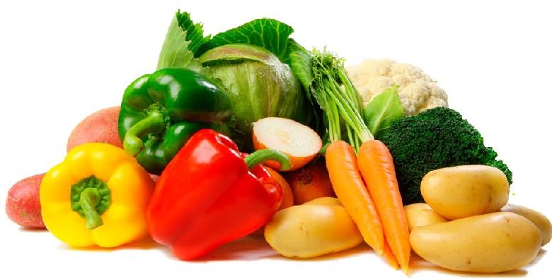 Ngăn trữ lạnh và ngăn rau quả tiện dụng