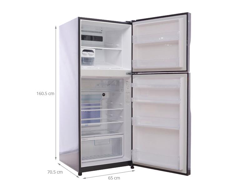 Thông số kỹ thuật Tủ lạnh Hitachi 365 lít R-VG440PGV3 GPW