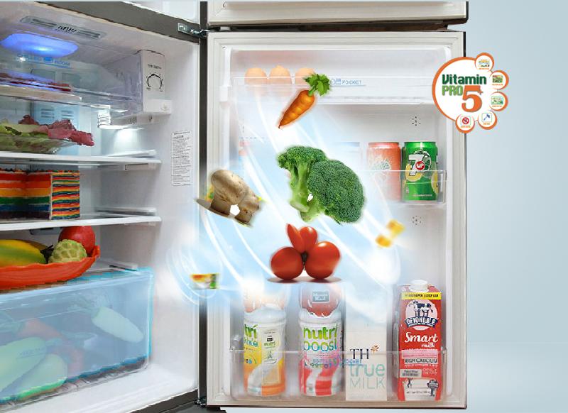 Chức năng cung cấp vitamin C