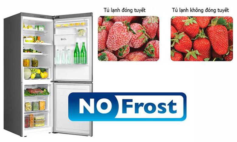 Giúp thực phẩm tươi ngon hơn nhờ công nghệ chống đóng tuyết