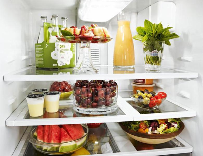 Giúp thực phẩm sạch khuẩn tối ưu