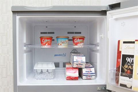 Tủ lạnh Aqua 165 lít AQR-S185BN SN