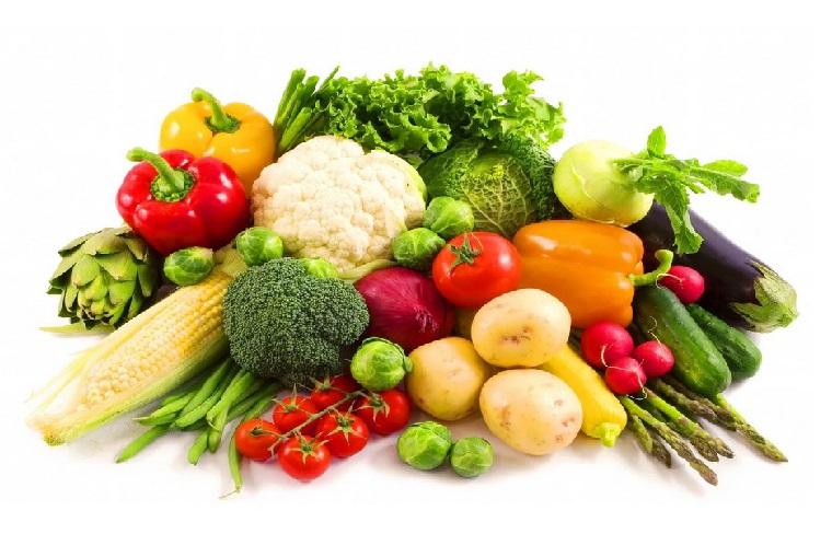 Rau, củ, quả được bảo quản tươi hơn với sự bổ sung Vitamin C