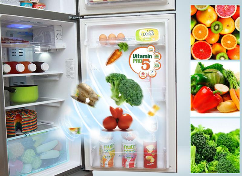 Rau củ được bảo quản tươi hơn với sự bổ sung Vitamin C