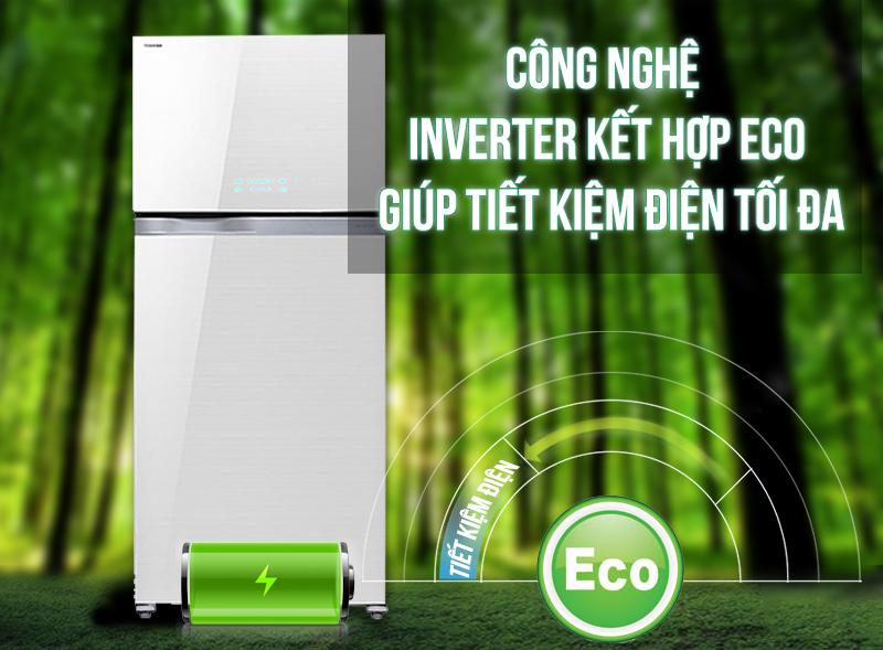 Tiết kiệm điện năng bằng công nghệ Inverter