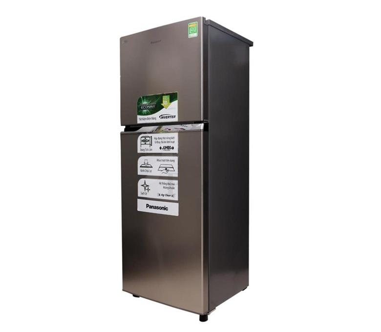 Tủ lạnh Panasonic NR-BL307XNVN – Thiết kế tinh tế và hoàn mỹ của tủ lạnh hai cửa