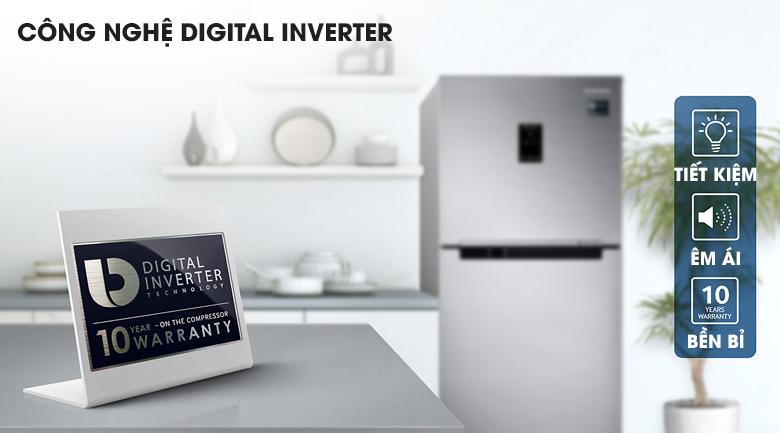 Digital Inverter - Tủ lạnh Samsung Inverter 299 lít RT29K5532S8/SV