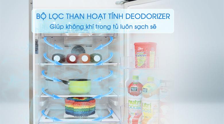 Bộ lọc than hoạt tính - Tủ lạnh Samsung Inverter 299 lít RT29K5532S8/SV