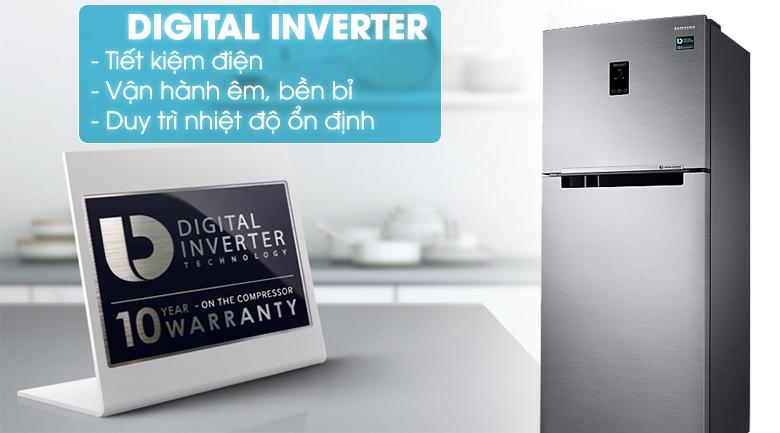 Digital Inverter - Tủ lạnh Samsung Inverter 364 lít RT35K5532S8/SV