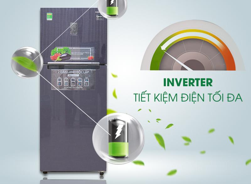 Tiết kiệm chi phí tối đa với công nghệ Digital Inverter hiện đại