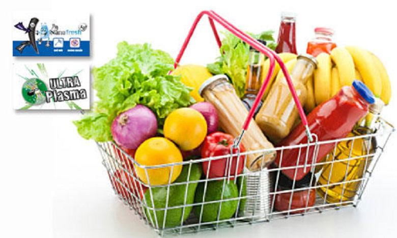 Công nghệ kháng khuẩn khử mùi hiệu quả taojmooi trường trong sạch lưu trữ thực phẩm tốt hơn.