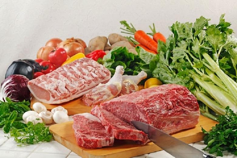 Chức năng cung cấp Vitamin Pro5+ giúp thực phẩm tươi ngon hơn, màu sắc bắt mắt hơn.
