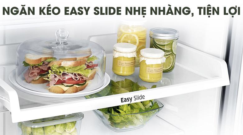 Easy Slide - Tủ lạnh Samsung Inverter 443 lít RT43K6331SL/SV