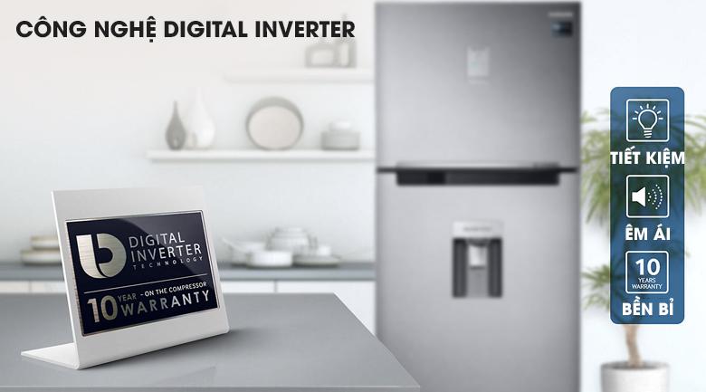 Công nghệ Digital Inverter - Tủ lạnh Samsung Inverter 451 lít RT46K6836SL/SV