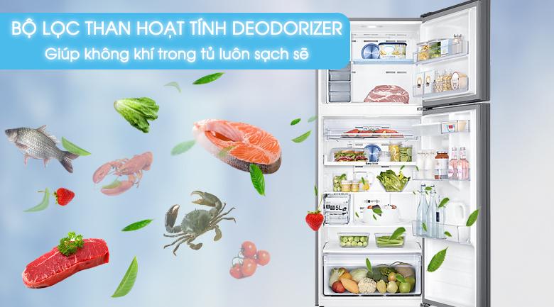 Bộ lọc Deodorizer - Tủ lạnh Samsung Inverter 451 lít RT46K6836SL/SV