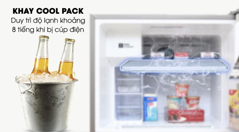 Ngăn Cool Pack - Tủ lạnh Samsung Inverter 451 lít RT46K6836SL/SV