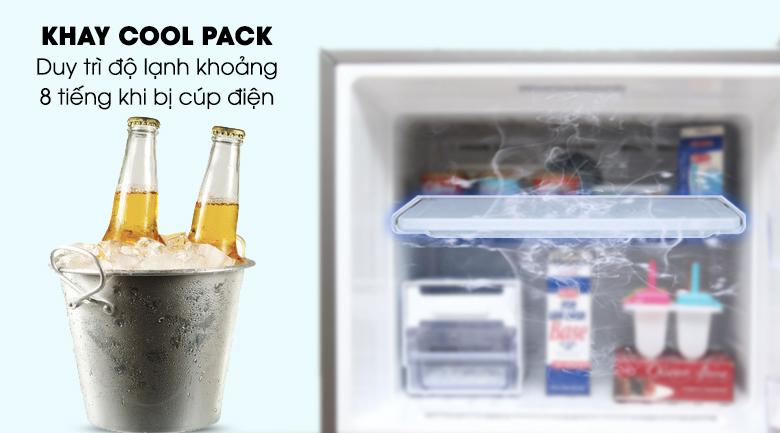 Ngăn Cool Pack - Tủ lạnh Samsung Inverter 442 lít RT43K6631SL/SV
