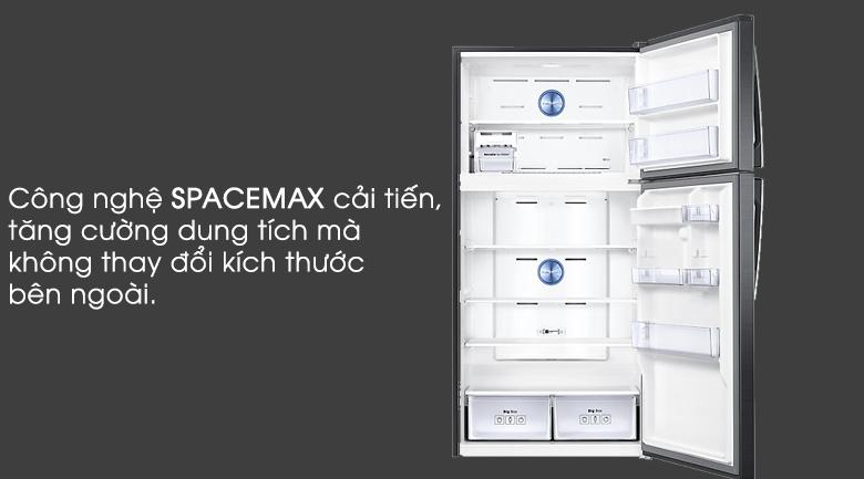 Công nghệ SPACEMAX - Tủ lạnh Samsung Inverter 586 lít RT58K7100BS/SV