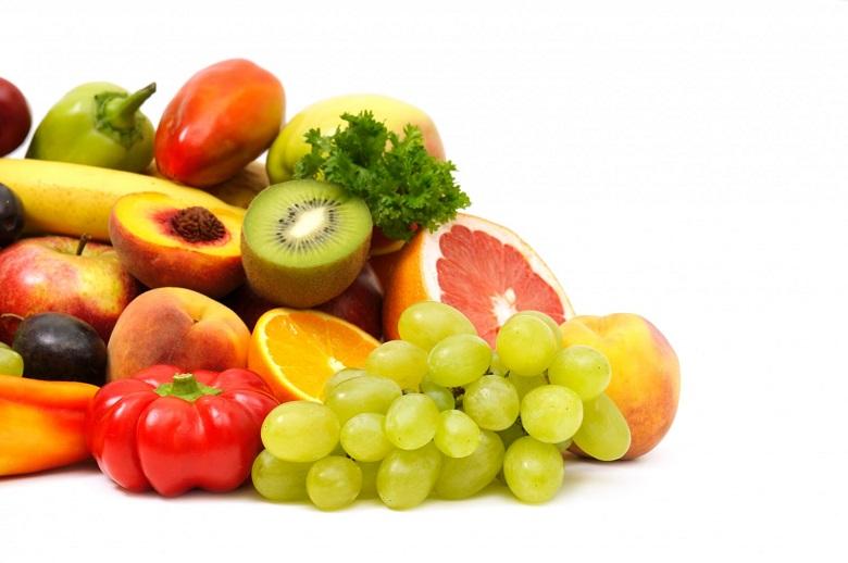 Thực phẩm tươi ngon bắt mắt hơn nhờ Vitamin Pro 5+