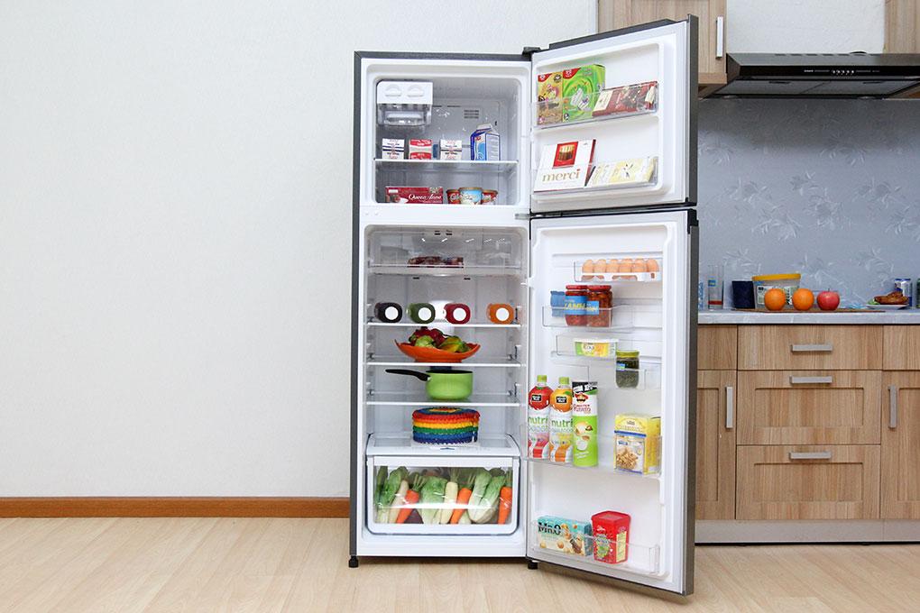 Tủ lạnh Electrolux 318 lít ETB3200MG